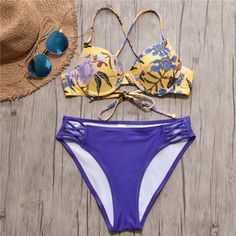 3a6303b2356a3 Discount Up to 2019 bikini brazilian Bandage Bikini women Swimwear high  Waist Sexy push up Bikini Set Women& Swimsuits plus size biquini