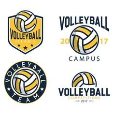 Volleyball Logo Psd - Volleyball Logo Templates Free Vector Volleyball Logo Free Vectors Stock Photos Psd Vector Volleyball Tournament Logo With Ball Premium Vector Volleyb. Volleyball Team Shirts, Volleyball Shirt Designs, Volleyball Tournaments, Volleyball Setter, Volleyball Outfits, Coaching Volleyball, Volleyball Pictures, Cheer Pictures, Volleyball Funny