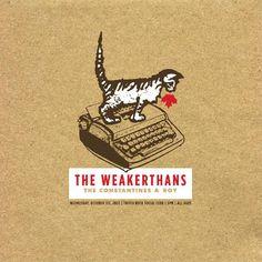 THE WEAKERTHANS - Aesthetic Apparatus