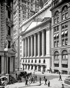 Wall Street 1903
