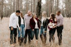 We just couldn't stop smiling while at this sweet family session! One of our all time favorite things will always be families that still take photo's together even when their babies are all grown up. It is just so special to see memories being made that will be cherished & loved.  & i have to say we love the fact that we can be apart of it!  blaktammyphotography.com Extended Family Photography, Family Photos What To Wear, Orlando Photographers, All Grown Up, Her Smile, State Parks, Growing Up, All About Time, Families