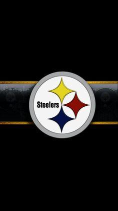 Pittsburgh Steelers Wallpaper, Pittsburgh Steelers Jerseys, Football Team, Phone Wallpapers, Cute Wallpapers, Here We Go Steelers, Nfl Logo, Steeler Nation, Down South