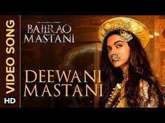 Deewani Mastani | EXCLUSIVE Video Song |  Bajirao Mastani | Deepika Padukone, Ranveer Singh  Can't wait for this one! Love Deepika and Priyanka!