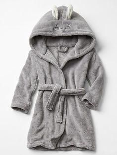 Bunny fleece sleep robe Product Image