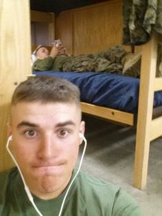 Marine combat training
