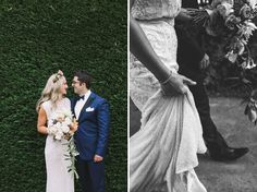 Beautiful tones and style in this wedding and Lara Hotz's photography