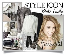 """""""Style Icon - Blake Lively"""" by danielle-broekhuizen ❤ liked on Polyvore featuring MICHAEL Michael Kors, LIU•JO, 3.1 Phillip Lim and Casadei"""
