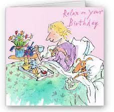 Happy Birthday By Quinten Blake