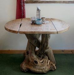 10 DIY Driftwood Household furniture For Your Interiors - DIY Booster