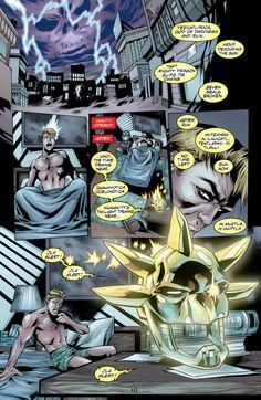 Aztek Justice League