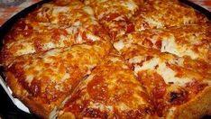 PIZZU si už neobjednávame: Toto je najchutnejšia a rýchla pizza z panvičky Kefir, French Toast, Cheese, Cooking, Breakfast, Ethnic Recipes, Mini, Basket, Parchment Paper Baking