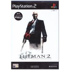 Hitman 2 Silent Assassin Pal For Sony Playstation 2 Ps2 From