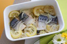 伝説の家政婦 志麻さんの作り置きレシピ。塩さばの白ワイン煮。 | やまでら くみこ のレシピ