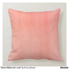 """Throw Pillow 20"""" x 20"""" Mauve Bedding, Peach Bedding, Kitchen Chair Cushions, Cuddle Pillow, Home Suites, Peach Kitchen, Aesthetic Bedroom, Peach Colors, Diy Face Mask"""