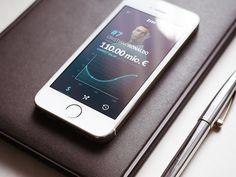Transfermarkt concept application by Predrag Kezic