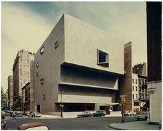 Breuer's Whitney Museum, New York City