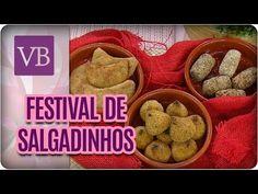 Festival de Salgadinhos Saudáveis - Você Bonita (18/08/17) - YouTube