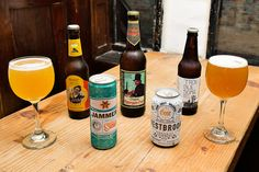 Gose is one of the more unusual beers on the market today, an ancient German style that just five years ago was largely unknown in the United States. (Photo: Devin Yalkin for The New York Times)