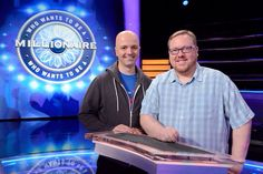 """Thursday, contestant Sam Meyer didn't bring just anyone to be his +1 lifeline on an all-new #MillionaireTV. He has Tony Hightower, who won $250,000 on the show earlier this season. Will history repeat itself or will Sam outplay Tony? You have to check out Thursday's all-new """"Millionaire"""" with host Chris Harrison. Go to www.millionairetv.com for time and channel to watch."""