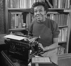 """""""Very early in life I became fascinated with the wonders language can achieve. And I began playing with words."""" Gwendolyn Brooks"""