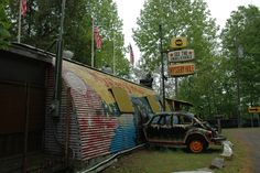 10) The Mystery Hole, located in Ansted, WV, is a fun place to visit!