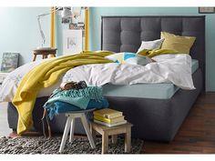 Jetzt Maintal Polsterbett günstig im schlafwelt Online Shop bestellen