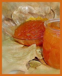 Confiture de potimarron aux abricots