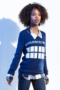 New Doctor Who merch? About timey-wimey.