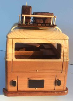 We are glad to introduce our second pattern. This time it is from a VW Bulli camper T1. This model is less difficult than the Fordson tractor, but still has challenging components. The side doors can be opened. In order to build this model you will need expert woodworking skills and it will definitely work in your favor if you have experience in making wooden models. Needing these skills should not discourage you as the documentation of this build is very thorough and…