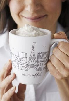 Witty coffee mugs you need to sip your morning cup of TOMS Roasting Co. Coffee from.