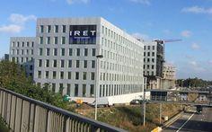 Daktronics diseña una pantalla #led de 57,81 metros cuadrados para la empresa belga Iret
