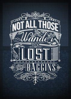 Wander...