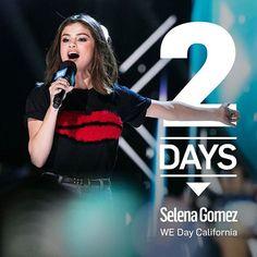 @wemovement via Instagram  #SelenaGomez #Selena #Selenator #Selenators #Fans #WEday