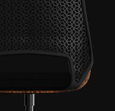Details we like / Chair / Pattern / Black / Qubes / at Ember - Rachael Volker