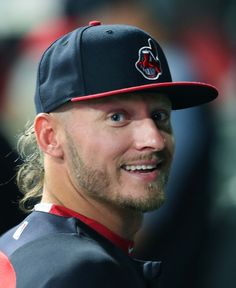 Cleveland Indians newest addition Josh Donaldson in the dugout during the game against the Tampa Bay Rays at Progressive Field. Fsu Baseball Schedule, Baseball Dugout, Youth Baseball Gloves, Baseball Helmet, Baseball Caps, Mlb Players, Baseball Players, Chicago White Sox, Boston Red Sox