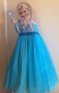 Frozen Pinata. Elsa Frozen piñata inspired. Frozen by aldimyshop