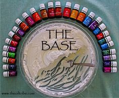 Introducing: THE BASE The lotion base used for making all essential oil products.