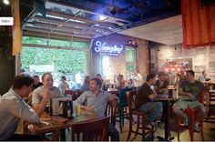 Rose Craft Beer & Burgers - One of my favorite places to grab a drink and bite in Nashville Beer Burger, Nashville Food, Rose Crafts, Craft Beer, The Neighbourhood, Drinks, Burgers, Wanderlust, Restaurant