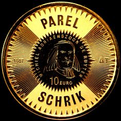 "Nederland - 10 euro 2007  ""Michiel de Ruyter"" goud"