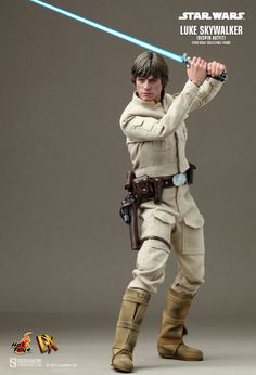 Hot Toys : Star Wars - Luke Skywalker (Bespin Outfit) 1/6th scale Collectible Figure