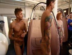 It's spray tan time on Beauty School Cop outs