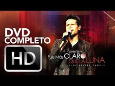 ▶ Ayer Te Vi... Fue más claro que la luna - DVD Completo - Jesús Adrián Romero - YouTube