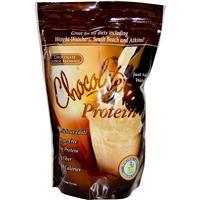 HealthSmart Foods, Inc., Chocolite Protein, Chocolate Fudge Brownie, 14.7 oz (418 g) - iHerb.com