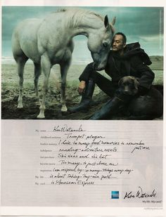 Ken Watanabe with horse.....swoon.