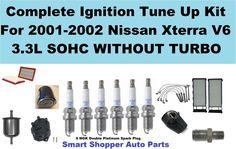 NGK Laser Iridium Plug Spark Plugs 2007-2014 for Nissan Frontier 4.0L V6 6