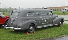 1948 Chevrolet Barnette Ambulance                                                                                                                                                                                 More