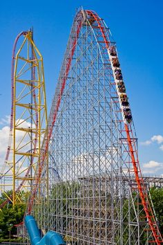 Magnum - Cedar Point roller-coasters...... i will be going here hopefully sooner than later