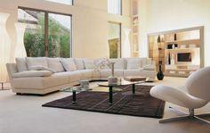 Living Room Inspiration: 120 Modern Sofas by Roche Bobois (Part 2/3) | HomeDSGN - Part 2