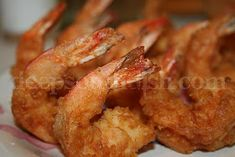 Deep South Dish: Batter Fried Shrimp