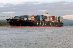 Hanjin To Close Portland OR Operations